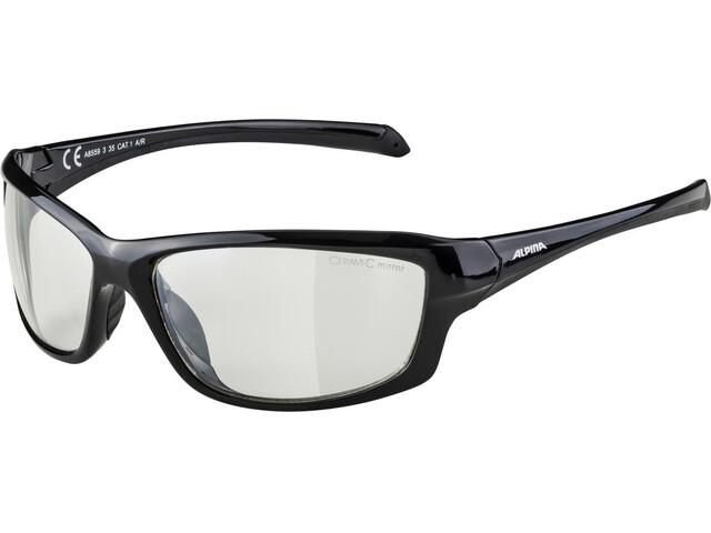 Alpina Dyfer Glasses black